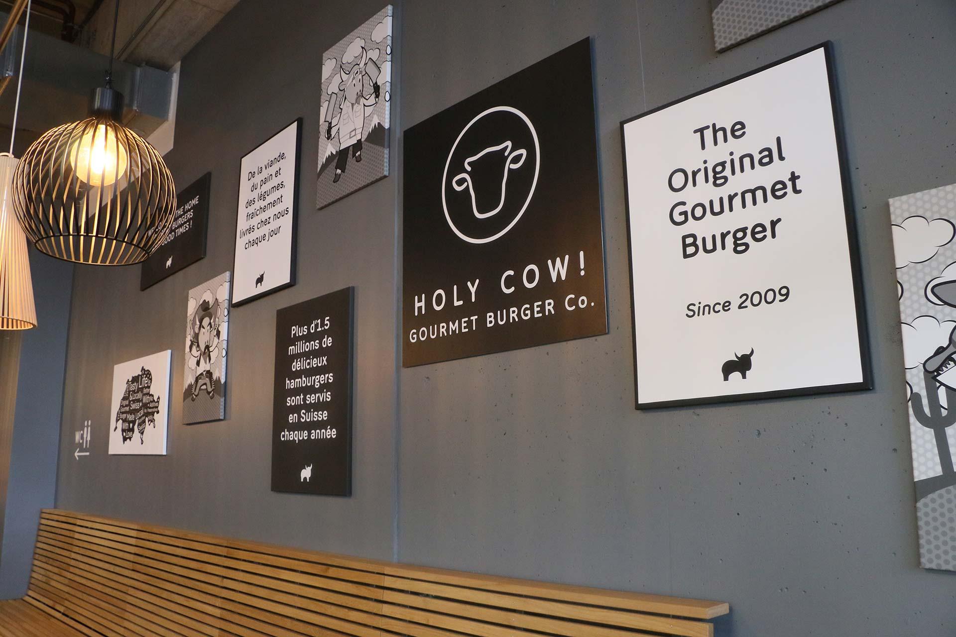 Illustration Historique Holy Cow!