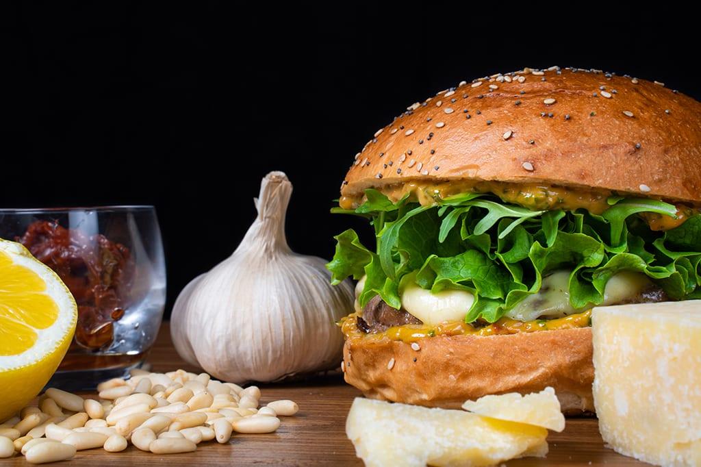 Godfather burger Genève